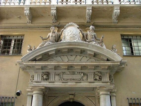Palazzo di Pantaleo Spinola