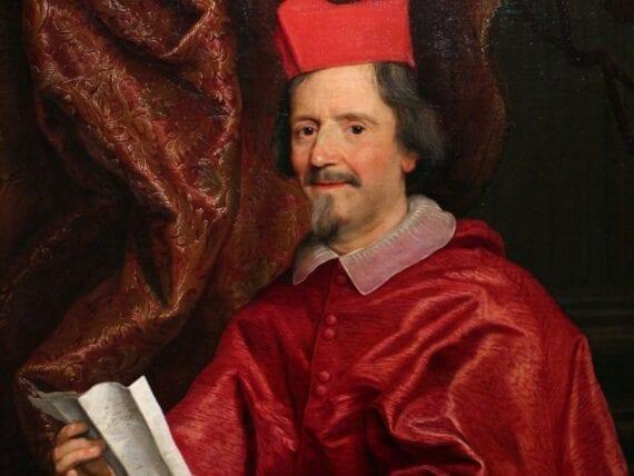 Ritratto del Cardinale Giulio Spinola