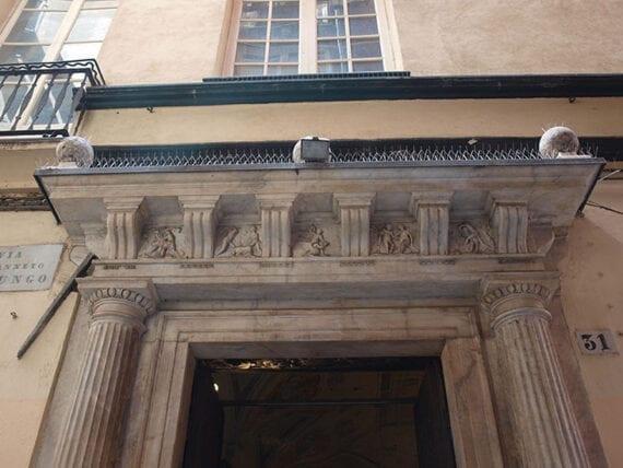 Palazzo di Vincenzo Spinola