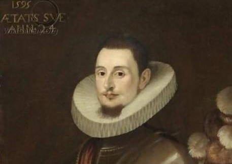 Ritratto del Marchese Federico Spinola