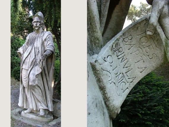 Statua di Giovanni Battista Spinola