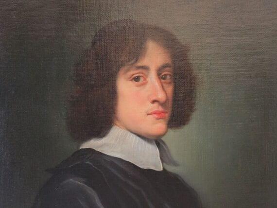 Ritratto di Giovanni Battista Spinola il Giovane in abiti prelatizi