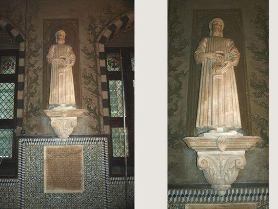 Statua di Luciano Spinola