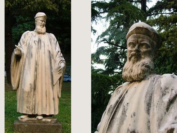 Statua di Paolo Spinola q. Stefano