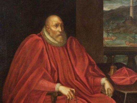 Ritratto del Doge Simone Spinola