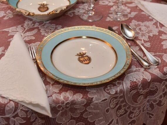 Le service de porcelaines de Sèvres du Marquis Vincenzo Spinola di San Luca