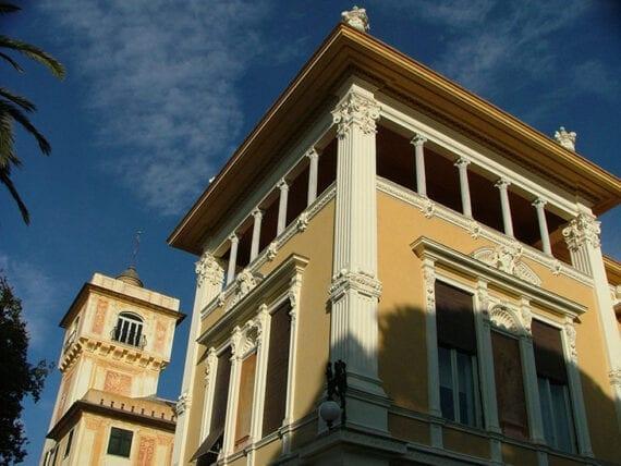Villa Spinola Doria Quartara – Badia Benedettina