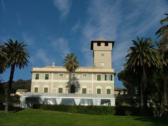 Villa Spinola Doria D'Albertis