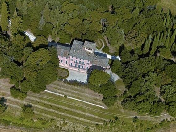 Villa Spinola, Umbria