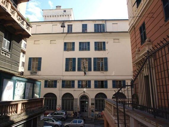 Villa Spinola di San Pietro
