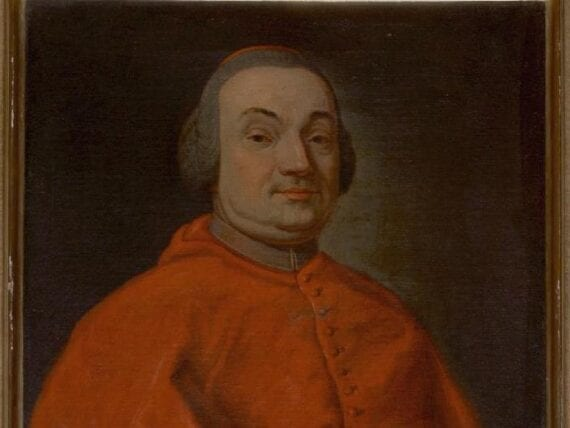 Portrait du Cardinal Girolamo Spinola