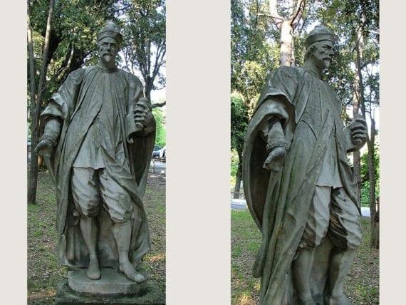 Statua di Cesare Spinola