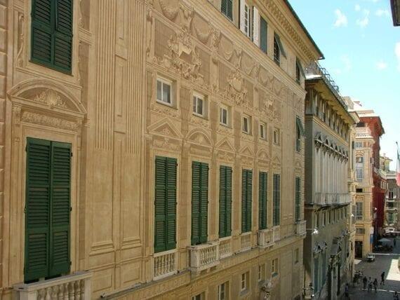 Palazzo di Giacomo e Lazzaro Spinola