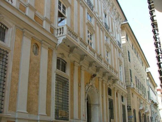 Palazzo di Giovanni Battista e Andrea Spinola