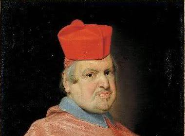 Ritratto del Cardinale Giovanni Battista Spinola, il Vecchio