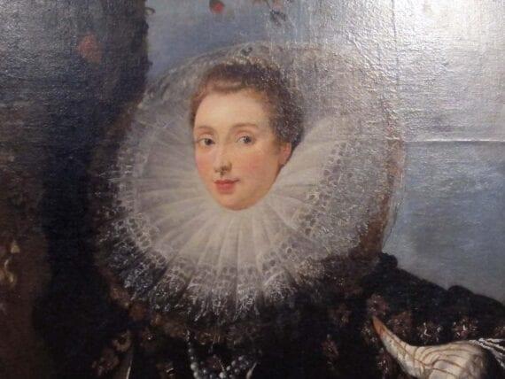 Ritratto di Giovanna Spinola Pavese (1604-1608)