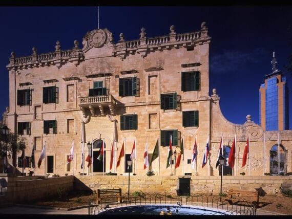 Palazzo Spinola, Malta
