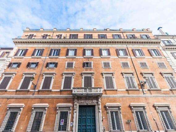 Palazzo Albertoni Altieri Spinola