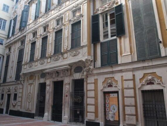 Galleria Nazionale di Palazzo Spinola di Pellicceria, Palazzo di Franco e Paolo Spinola