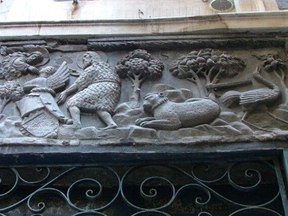Palazzo di Nicolo' Spinola già Palazzo Brancaleone Grillo