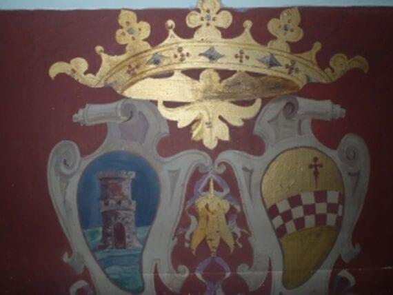Particolare Chiesa San Michele Arcangelo di Isola del Cantone