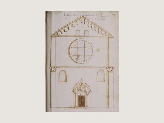 Eglise et Monastere Santa  Caterina D'Alessandria