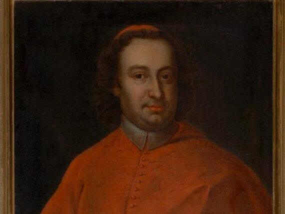 Ritratto del Cardinale Giorgio Spinola