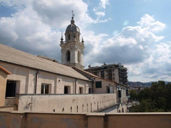 Iglesia y Convento di San Francesco da Paola, Santuario dei Marinai