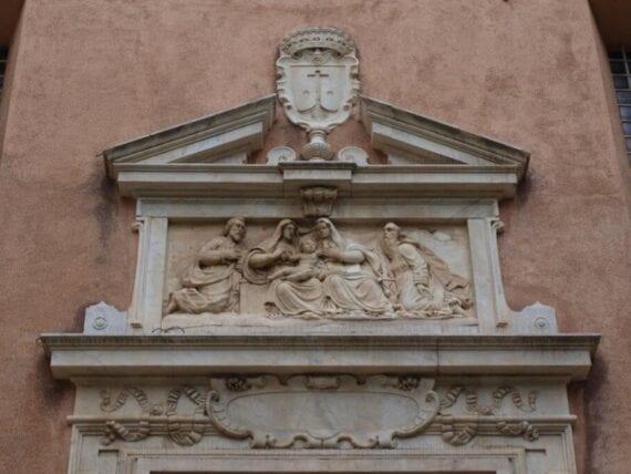 Chiesa di Sant'Anna e Cappelle Spinola