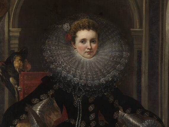 Presunto ritratto della Marchesa Veronica Spinola Doria