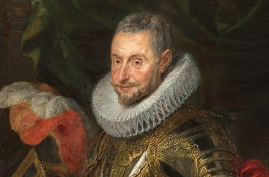 Ritratto del marchese Ambrogio Spinola