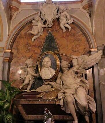 Monumento Sepolcrale del Cardinale Giorgio Spinola