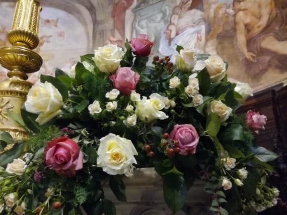 Decoraciones Florales en San Luca