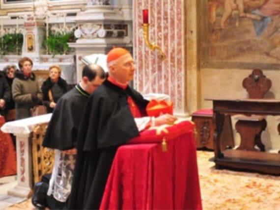 Visita pastoral de su Eminencia el Cardenal Angelo Bagnasco