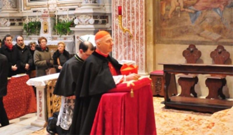 Visita pastorale del Card. Bagnasco