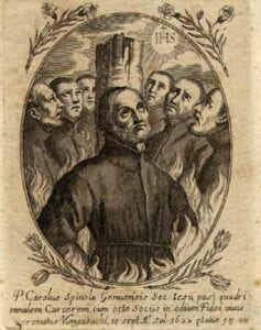 Father Carlo Spinola