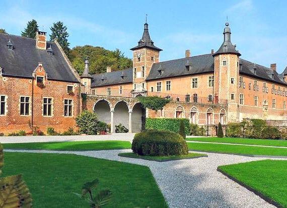Il castello di Rixensart