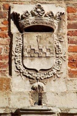 Stemma Spinola, Castello di Rixensart